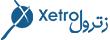 لوگو کوچک زترول | Xetrol با نوشته